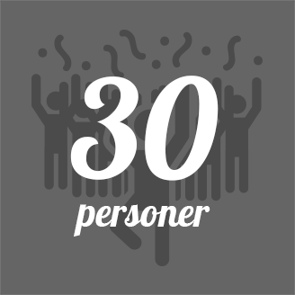 GrillSlagteren - 30 personer