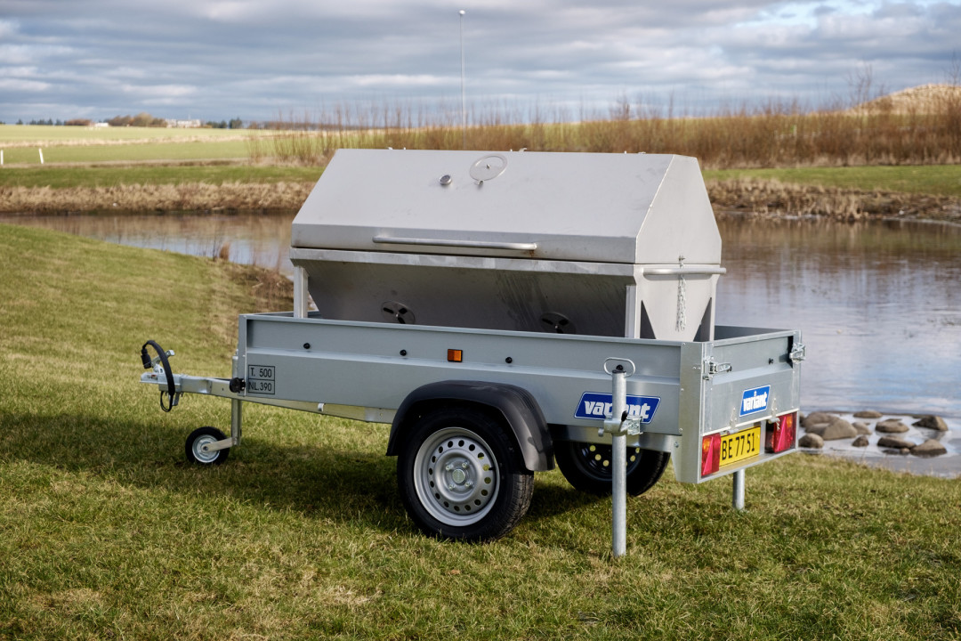 GrillSlagteren - Thygrisen Grill-selv grilltrailer